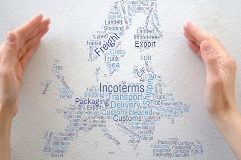 shutterstock 1412393687 - incoterms in Business Law