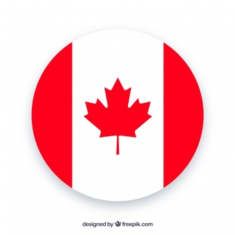 round canadian flag background 23 2147813738 - Canada in General Topics