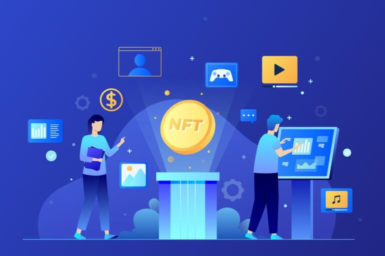 NFT and IP law