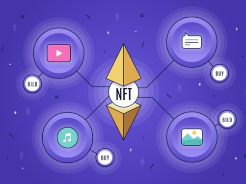 NFTs are rising