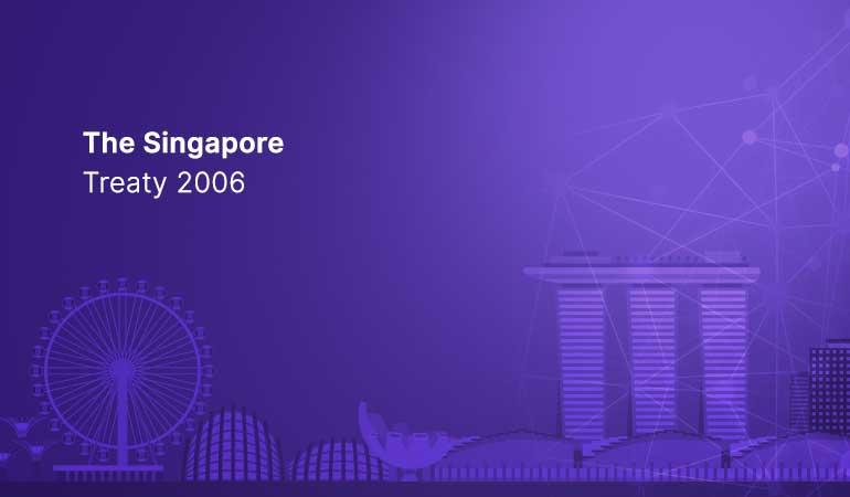 Intellectual property international regulations - the singapore treaty 2006